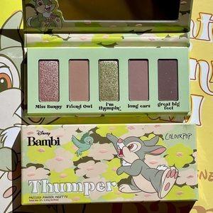 Thumper Shadow Palette